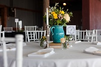 Wedding decoration - boho chic